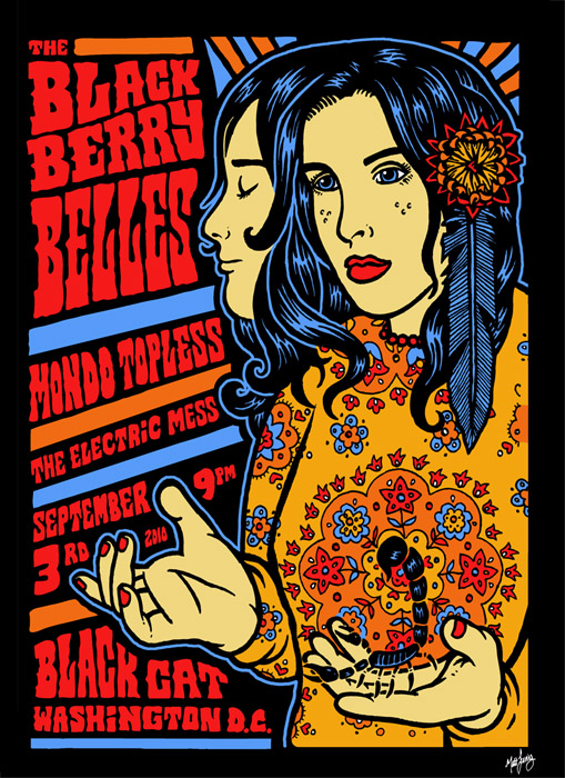 BlackBerry Belles poster