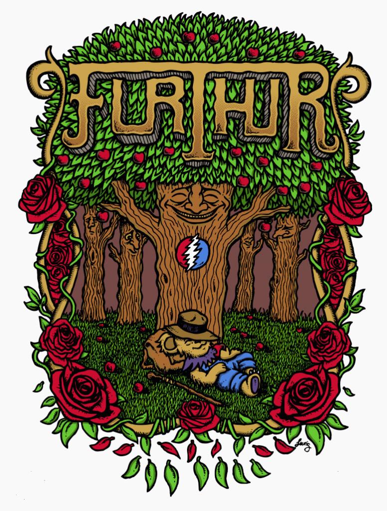 Furthur_shirt2012_Leunig