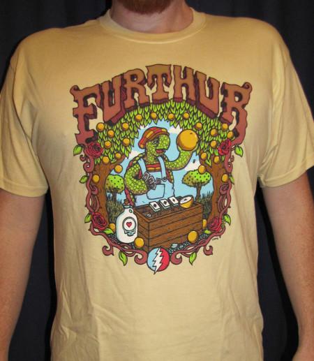Furthur_OR_shirt