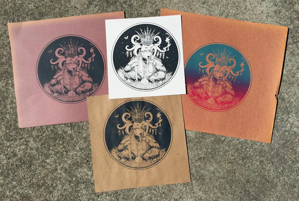 """Elder Ram"" Test prints 2"