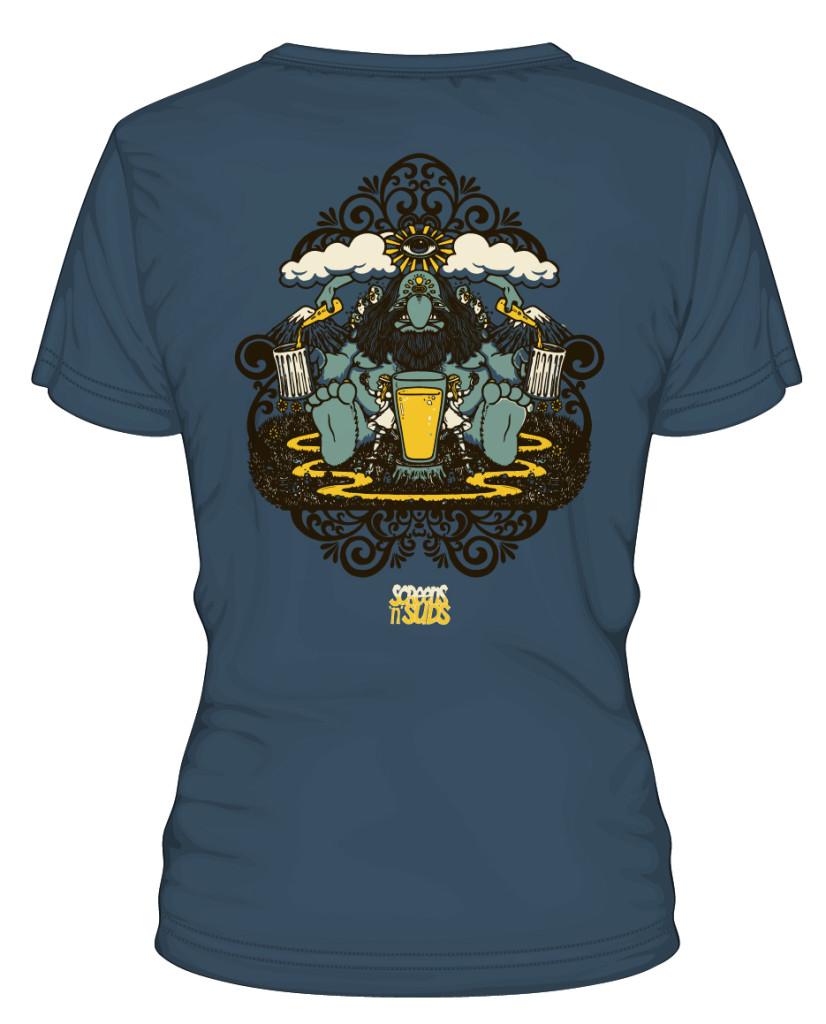 "Screens n' Suds ""BeerMonger"" Shirt"
