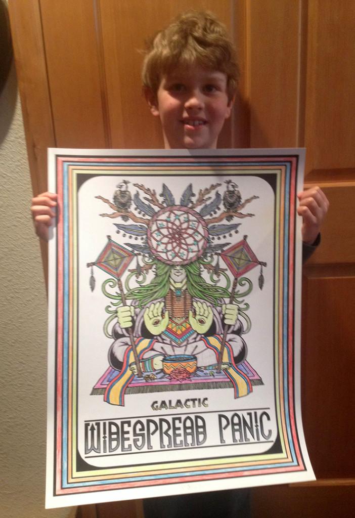 Isaiah (Age 8) – WSP Boston – 2014