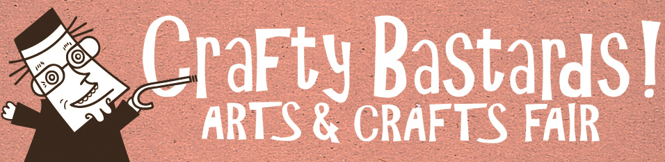 Crafty Bastards 2015 in DC….. Scraped Knee is back baby!!!