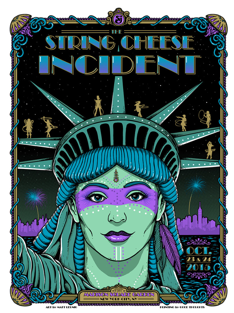 String Cheese Incident - NYC - 2015