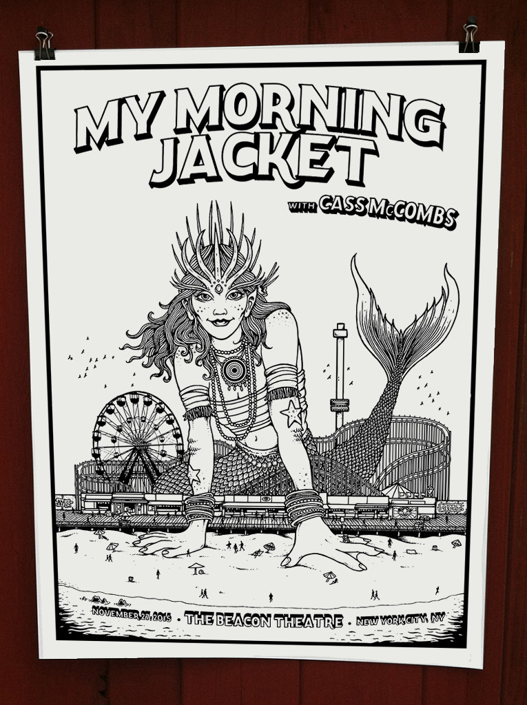 My Morning Jacket – NYC, NY – 2015