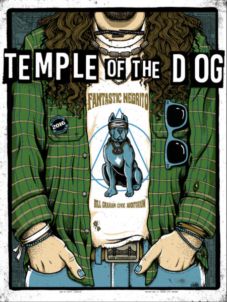 Temple of the Dog - SF 16