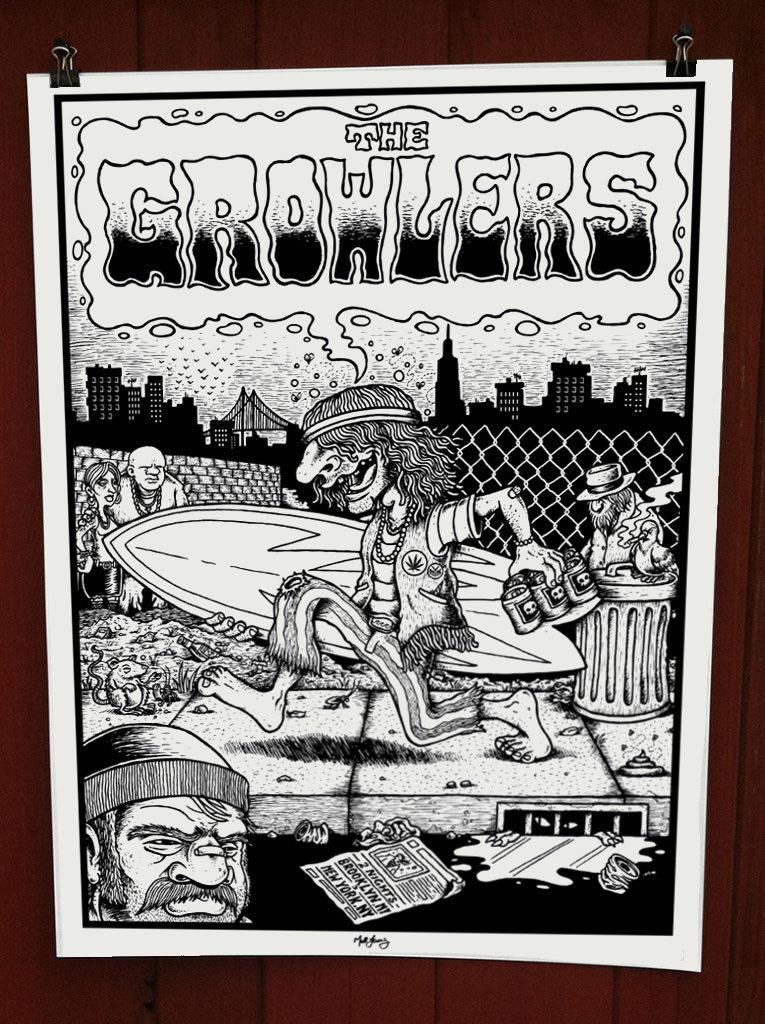 The Growlers – NYC & Brooklyn, NY – 2016