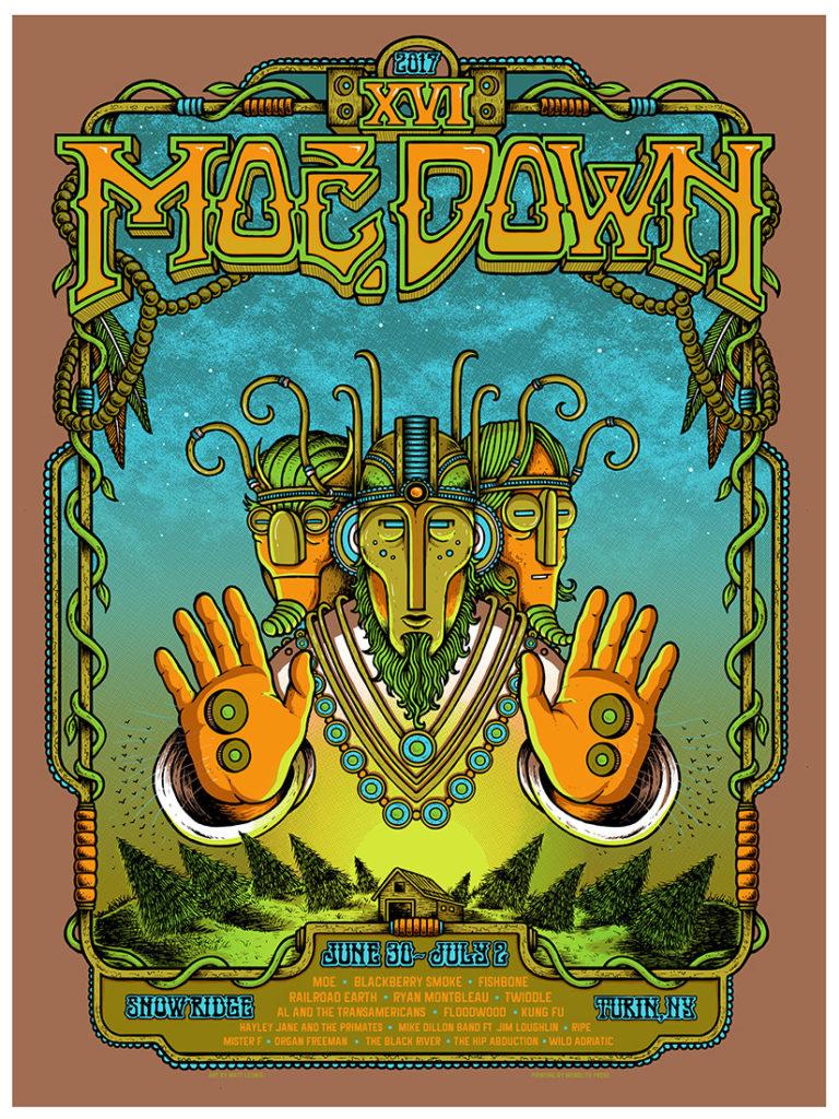Moe.Down XVI poster…