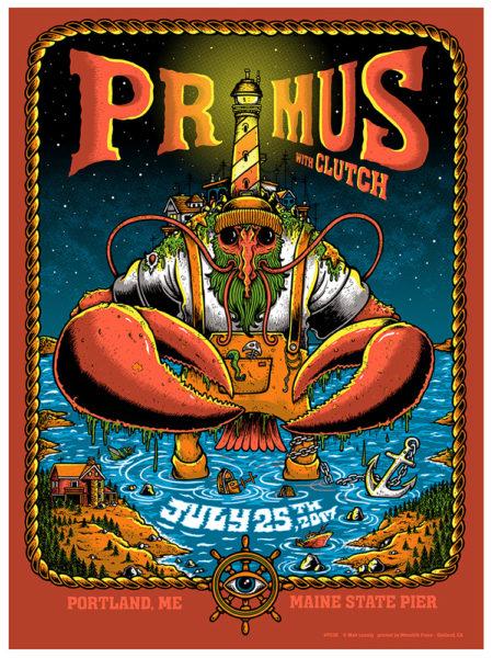 Primus – Portland ME – 2017